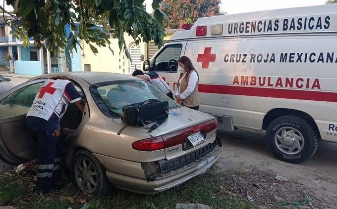 En Tamaulipas, abandonan a un abuelito con diálisis, Covid-19 y sin una pierna