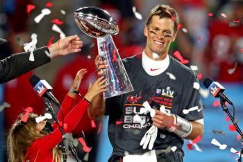 Tras coronarse en el Super Bowl LV, esto ganó Tom Brady