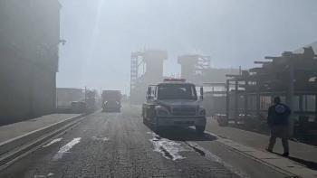 En San Luis Potosí, se registra explosión en planta de zinc