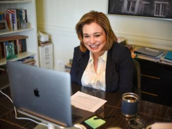 PRD anuncia a Maru Campos como candidata a la gubernatura de Chihuahua