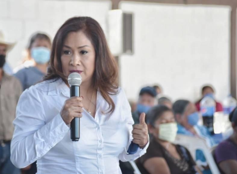 Sonia Mendoza deja el PAN y se une a la campaña de Ricardo Gallardo en San Luis Potosí