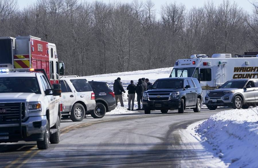 Tiroteo en clínica de salud de Minnesota, deja cinco personas heridas