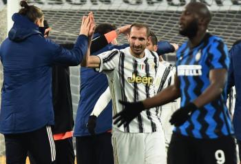 Juventus se mete a la final de la Copa de Italia a costa del Inter