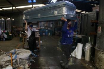 México, el país más mortal por número  de contagios: Universidad Johns Hopkins