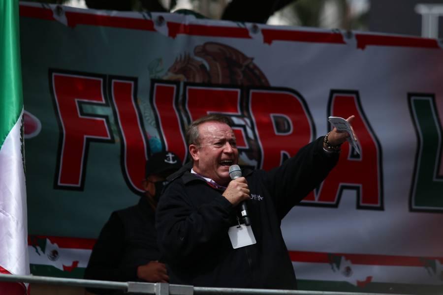 FRENAAA anuncia juicio ciudadano contra López Obrador