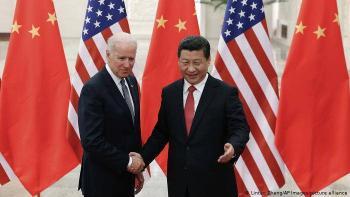 Sostienen primera conversación telefónica presidentes de EE. UU. y China