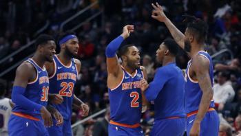 Knicks sigue siendo el equipo más valioso de la NBA