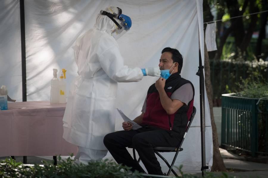 México reporta 2 millones 164 mil 636 casos estimados de COVID-19 y 171 mil 234 fallecidos