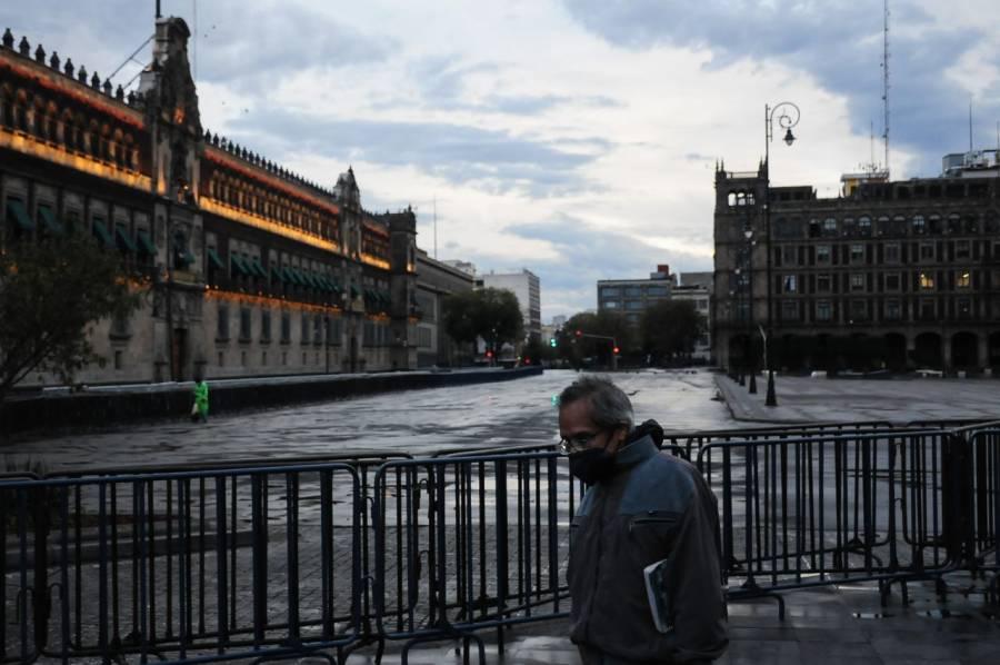 Activan Alerta Amarilla por fuertes vientos en la CDMX