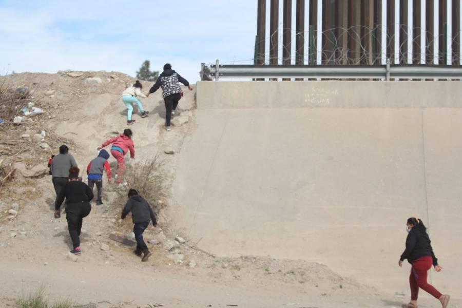 Finaliza Joe Biden la declaratoria de emergencia nacional en la frontera con México