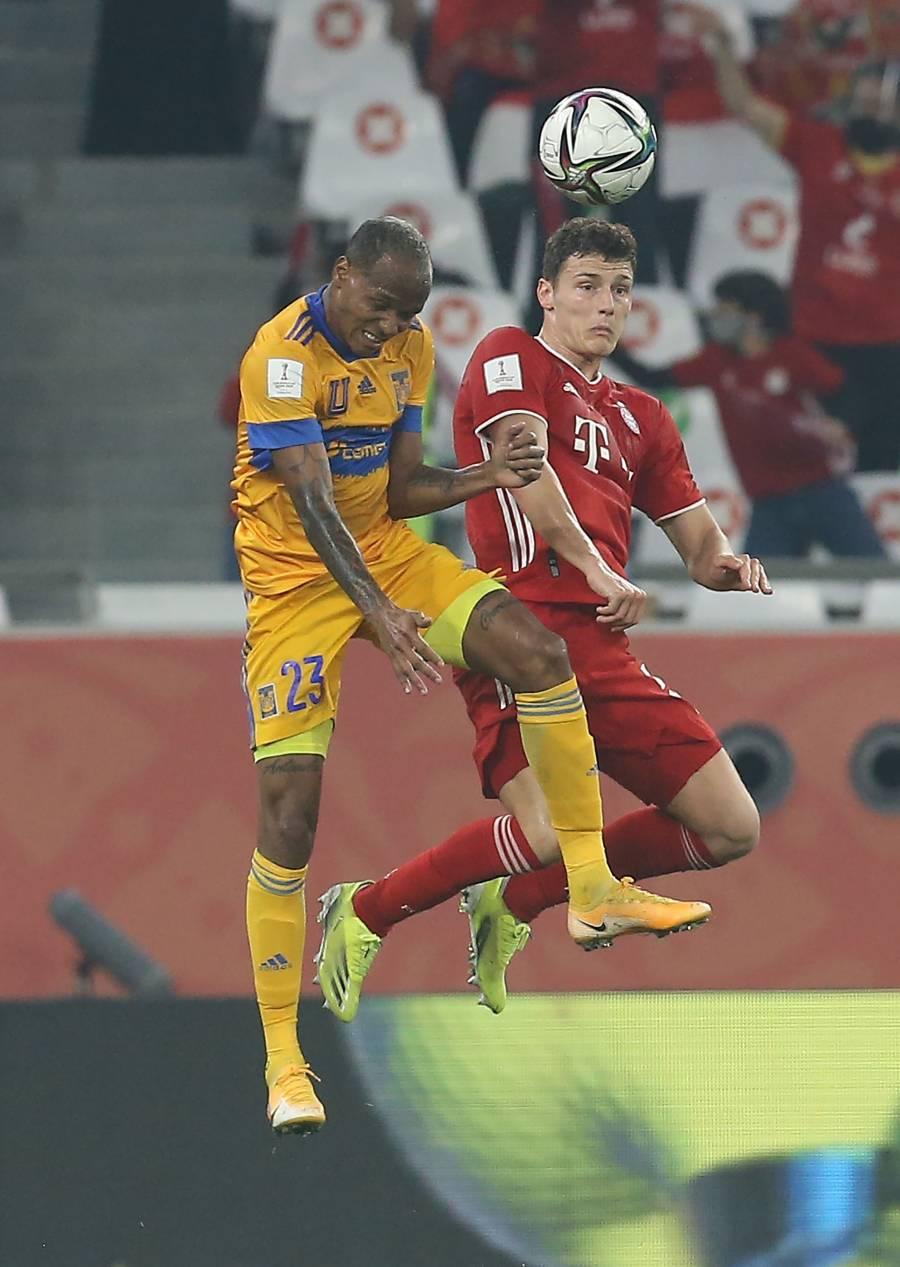 Con un pase de gol con la mano, Bayern Munich venció 1-0 a Tigres