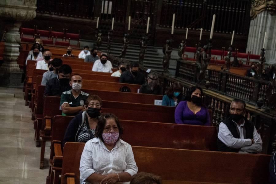Denuncia Catedral Metropolitana falta de recursos