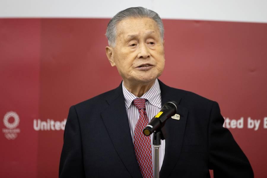 Presidente de Tokio 2020 renunciaría por comentarios sexistas