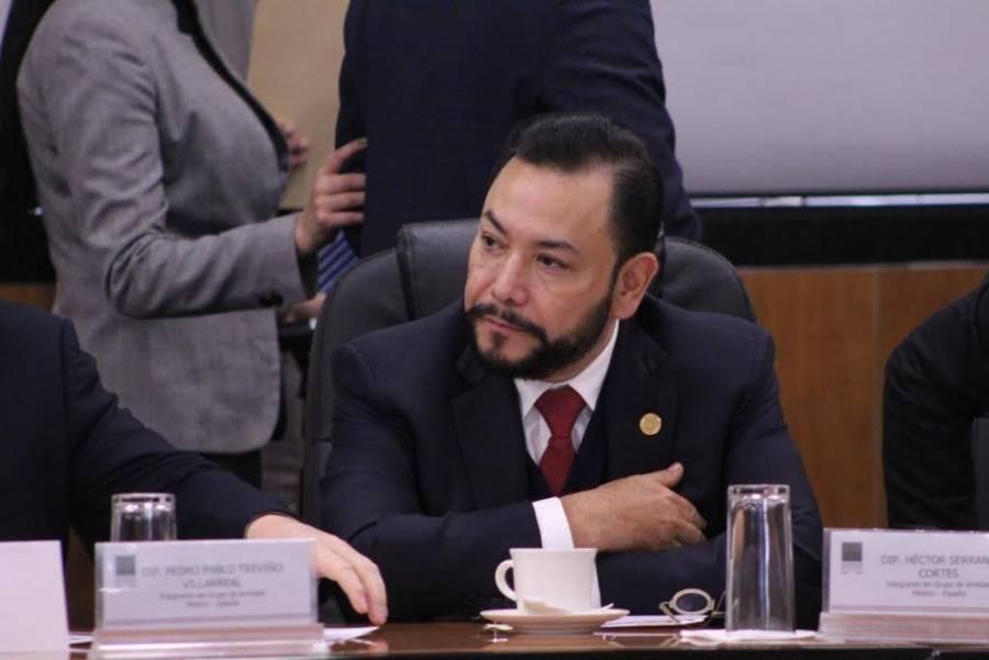 Confía Héctor Serrano en el triunfo de Ricardo Gallardo a la gubernatura en San Luis Potosí