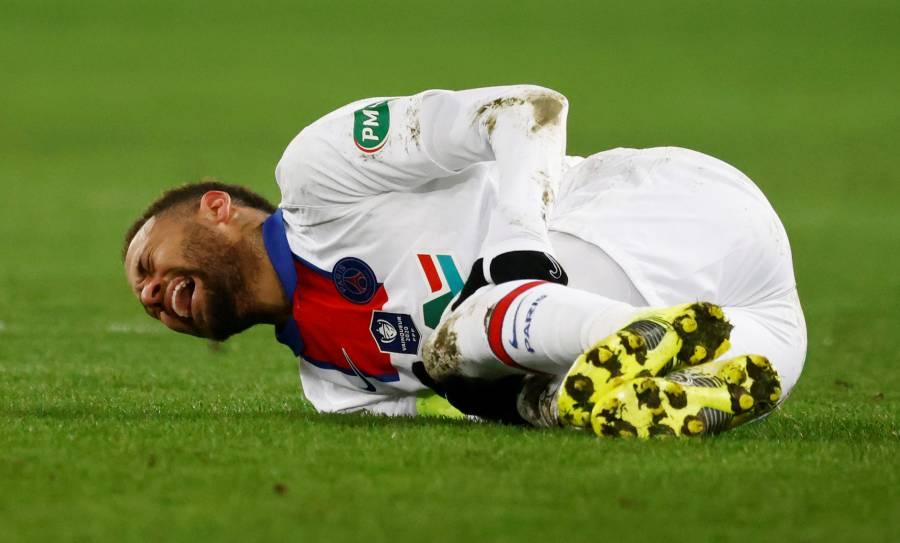 Neymar se perderá el juego ante el Barcelona
