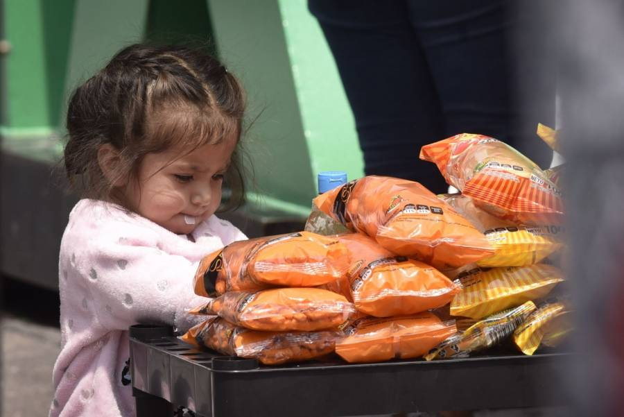 Senado avala ley para que cooperativas escolares solo vendan alimentos saludables