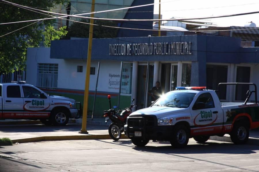 Destinan 606 mdp a seguridad pública del municipio de Aguascalientes