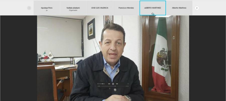 SEDECO y COMCE realizan primer encuentro virtual de negocios sobre comercio exterior
