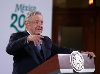 Migrantes corren más peligro en la frontera norte, reconoce López Obrador
