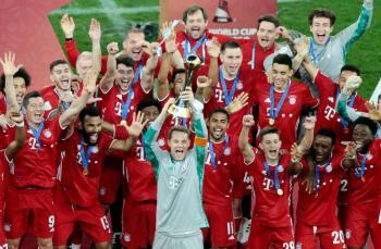 Bayern Múnich logra el sextete e iguala al Barcelona del 2009