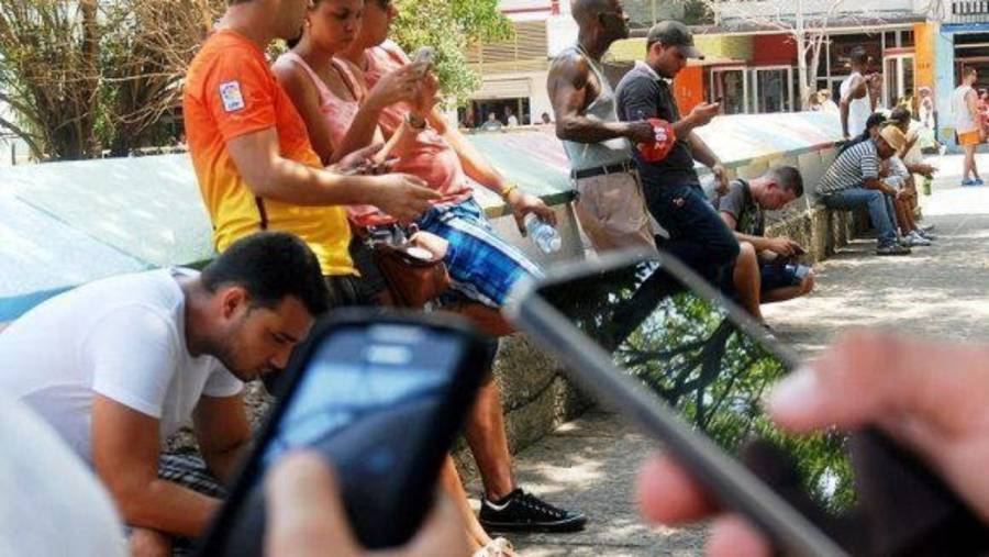 Cuba sufre un apagón de Internet