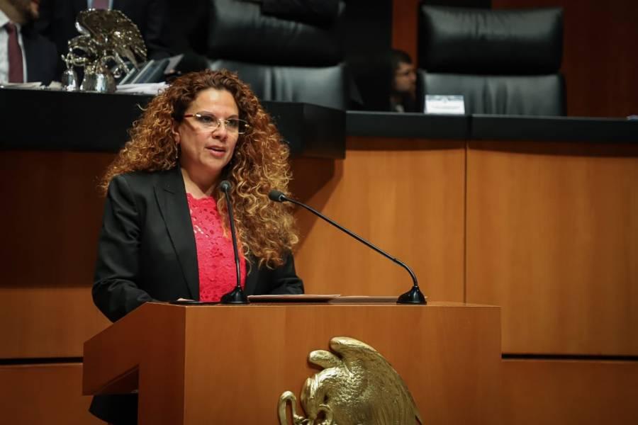 Rocío Adriana Abreu propone castigar los delitos por homofobia