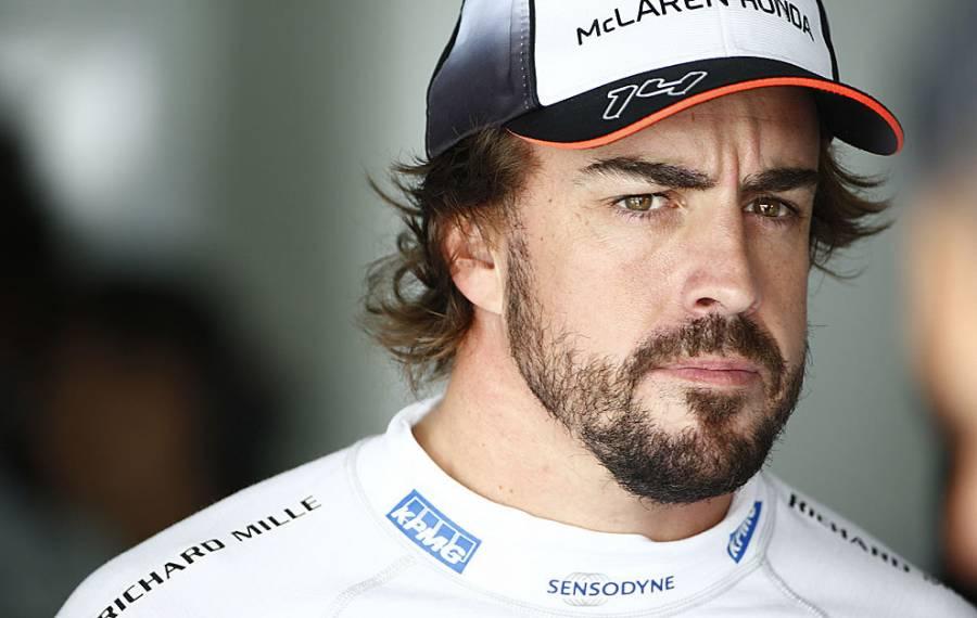 Piloto español Alonso dice que está bien y espera con ganas temporada de F1