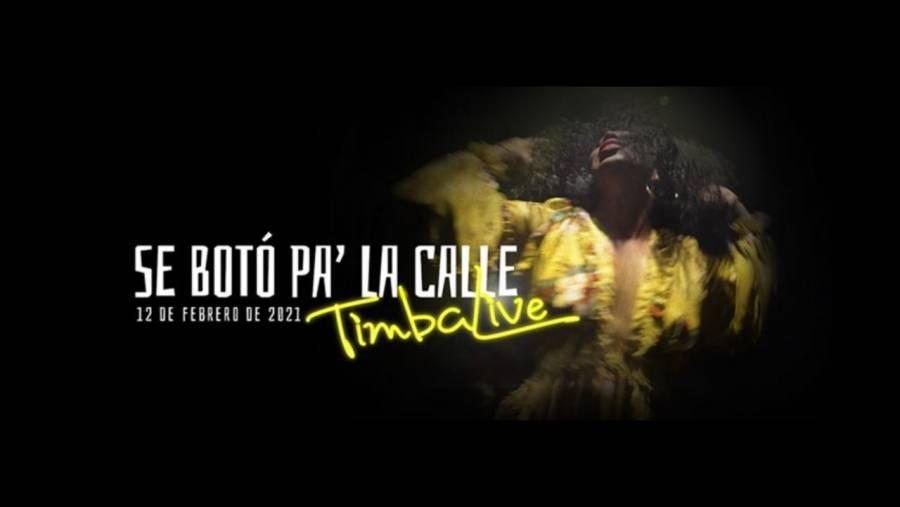 """La banda cubana Timbalive estrena """"Se Botó Pa' la Calle"""""""