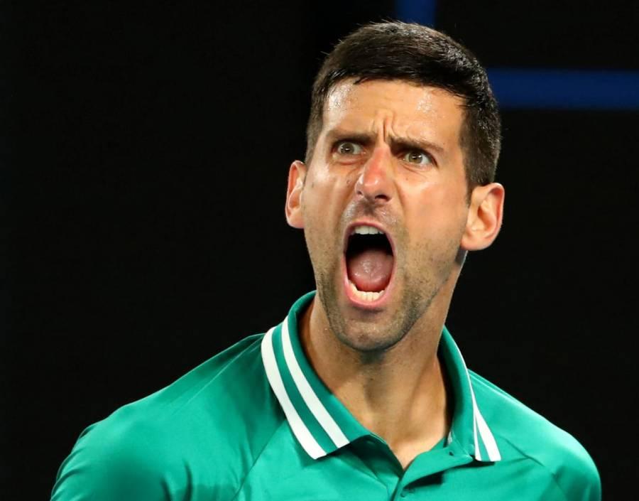 Djokovic y Thiem sufren para pasar en cinco sets a cuarta ronda en Australia