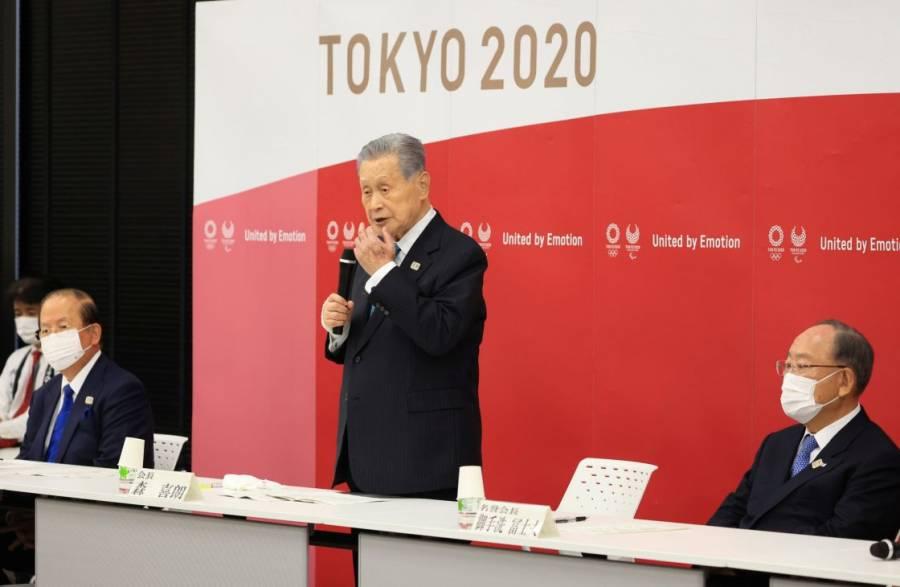 Tras disculparse por comentarios sexistas, renuncia el jefe de Juegos de Tokio