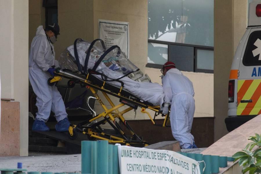 GobCDMX aplicará nuevo tratamiento contra COVID-19 a más de mil 600 pacientes hospitalizados