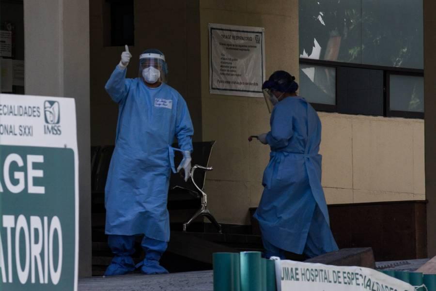 IMSS atiende por Covid a casi 2 millones de pacientes