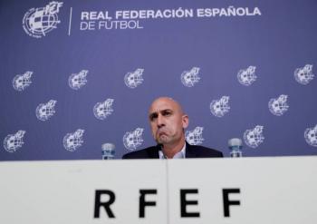 Presidente de la RFEF quiere una reforma en las ligas europeas