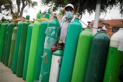 Chile ofrece oxígeno medicinal para ayudar a enfermos por COVID19