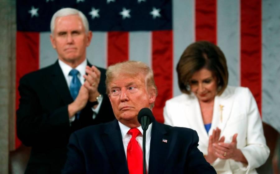 EEUU absuelve a Trump, republicanos lo salvan nuevamente en juicio político