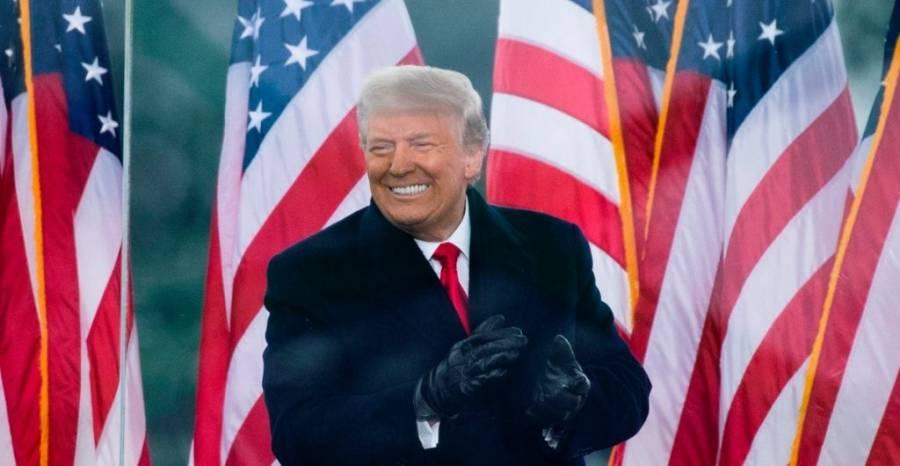 Trump celebra su absolución en el juicio político