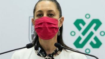 Sheinbaum: Fox, Salinas y Echeverría se formen para vacunarse contra Covid-19