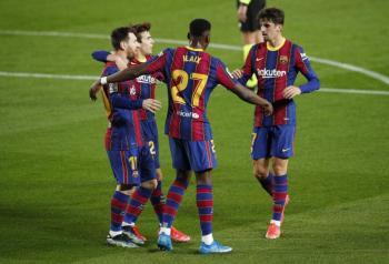 Triunfa el Barcelona y envía una señal de advertencia al PSG