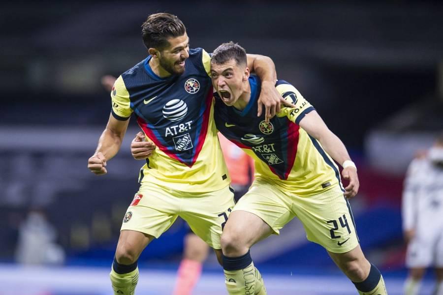 América vence a Querétaro y se posiciona como líder en Liga MX