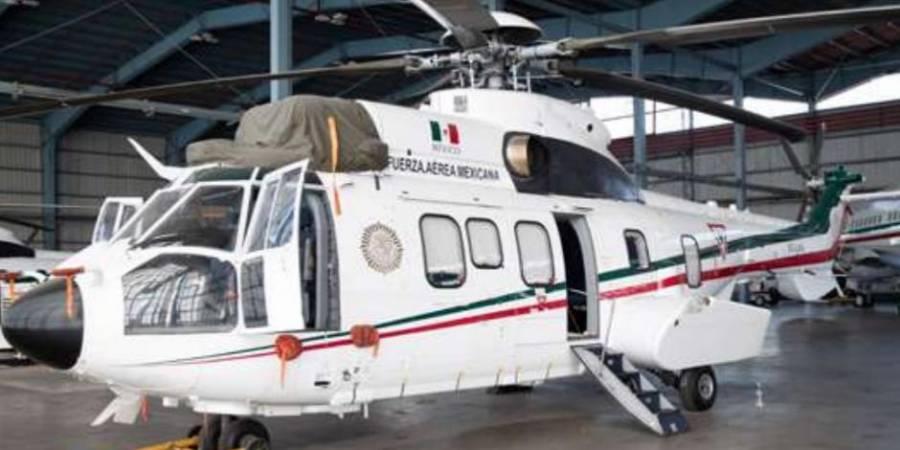 Subastará Indep aeronaves del gobierno y prevé recabar 500 mdp