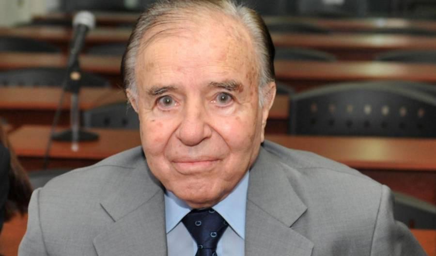 Fallece el expresidente de Argentina, Carlos Menem