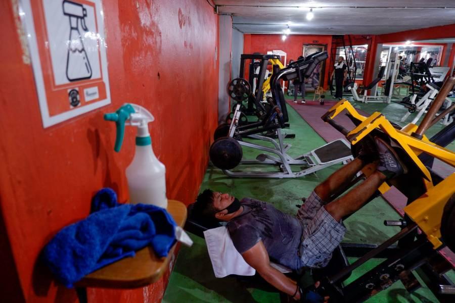 La SEDECO informa que, más de 2 mil gimnasios y 110 clubes deportivos vuelven a las actividades presenciales
