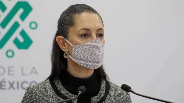 Aún con vacunación necesario continuar con medidas sanitarias: Sheinbaum