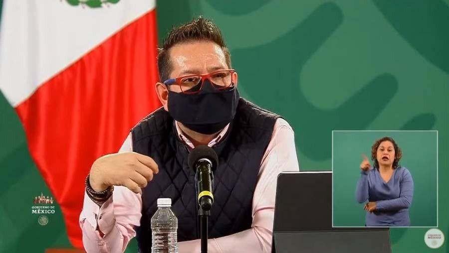 Se registran un millón 992 mil 794 contagios de Covid y 174 mil 207 defunciones en México