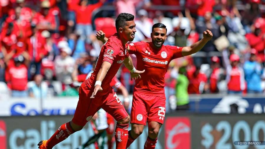 Toluca y América comparten el liderazgo del torneo Guard1anes