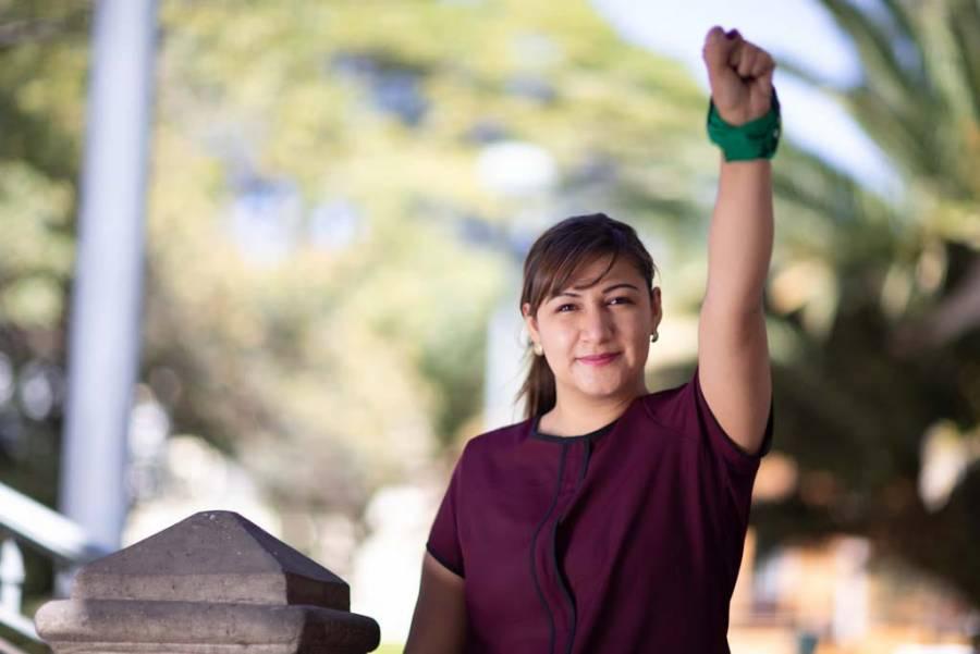 La participación en política sí puede ser digna: Nancy Nuñez