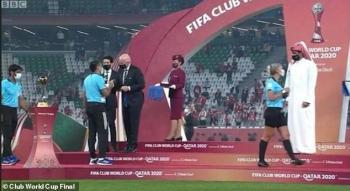 Desprecio a mujeres causa polémica en la premiación del Mundial de Clubes en Qatar
