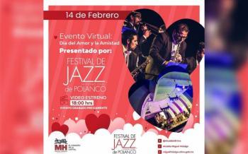 La Alcaldía Miguel Hidalgo ofrece concierto virtual de Jazz