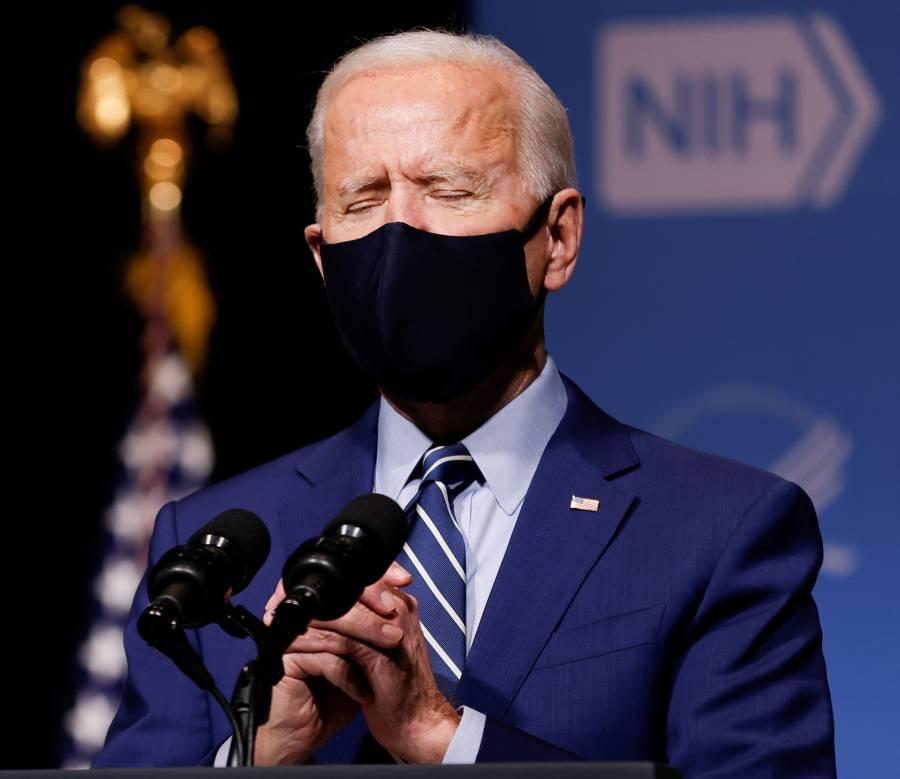 Biden pide a Congreso de EU frenar venta de armas