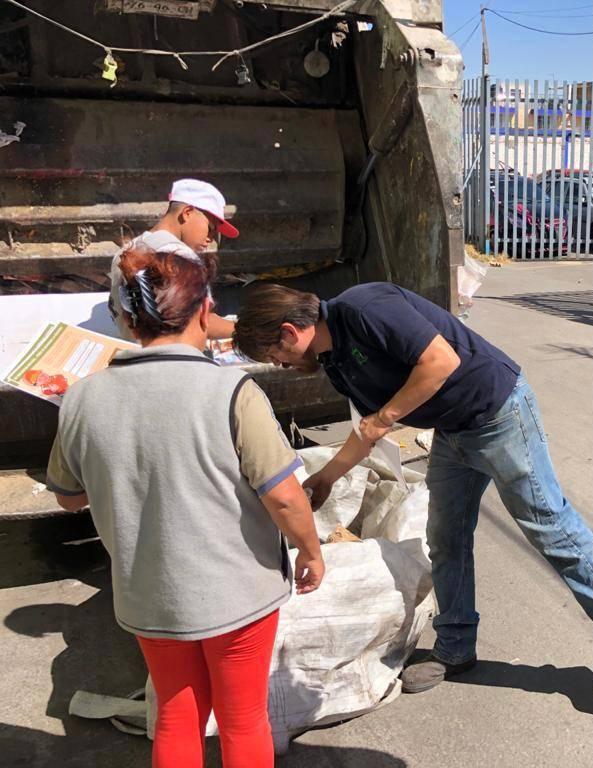 10 mil voluntarios de limpia, invisibles para GCDMX